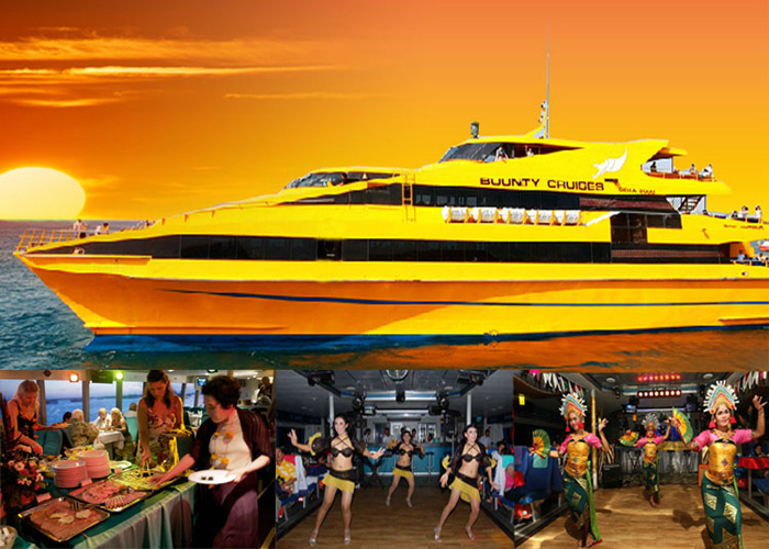Bali Bounty Dinner Cruise Tour - Activities Package in Bali