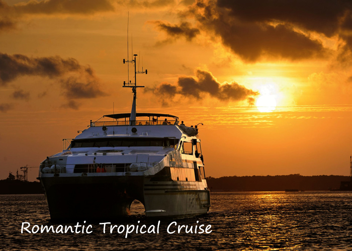 Sunset Dinner Cruise Tour - Activities Package in Bali