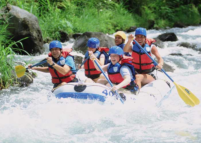 Telagawaja Rafting - Activities Package in Bali