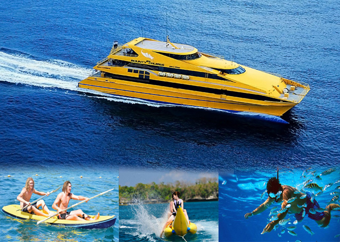 Bali Bounty Cruise - Activities Package in Bali