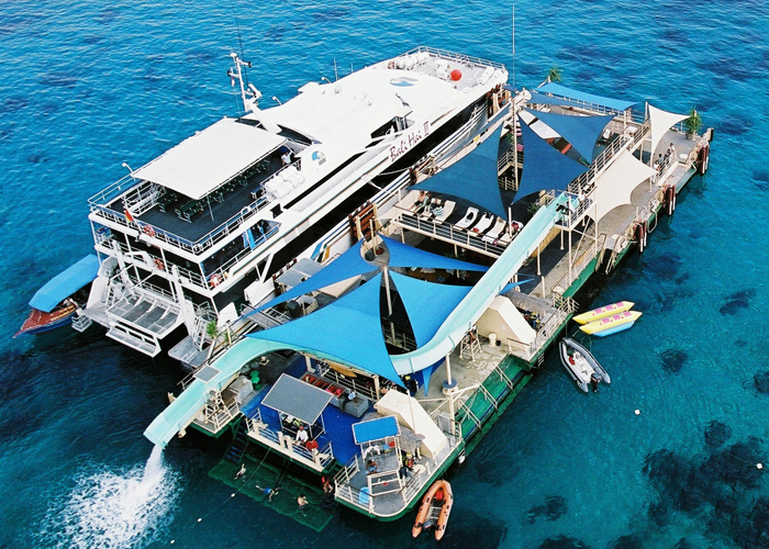 Bali Hai Reef Cruise - Activities Package in Bali