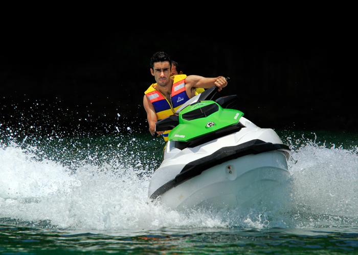 Bali Jet Ski - Activities Package in Bali