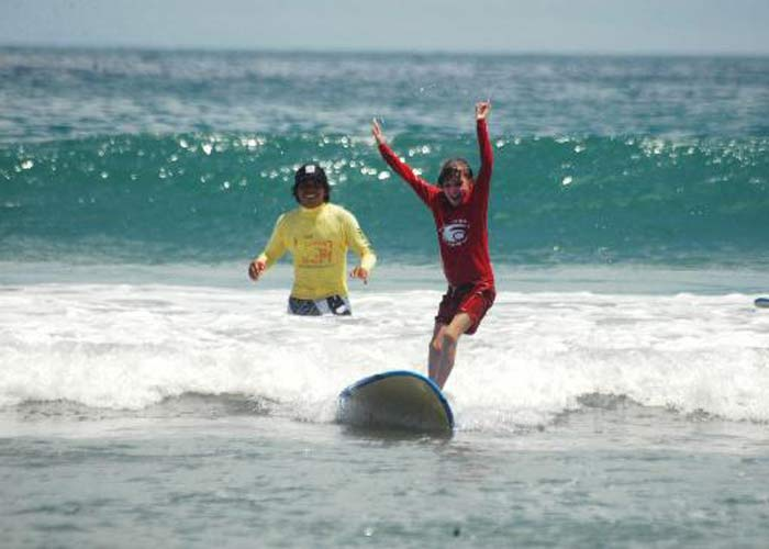 Bali Learn To Surf Day
