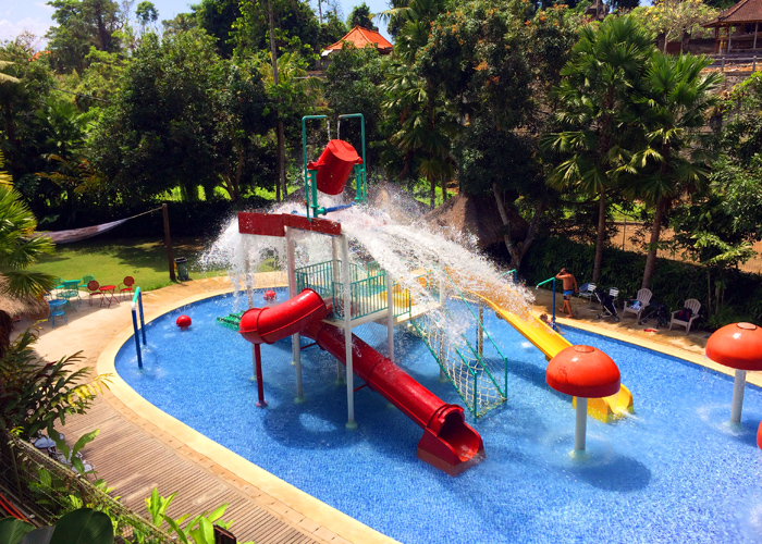Bali Zoo Mini Waterpark