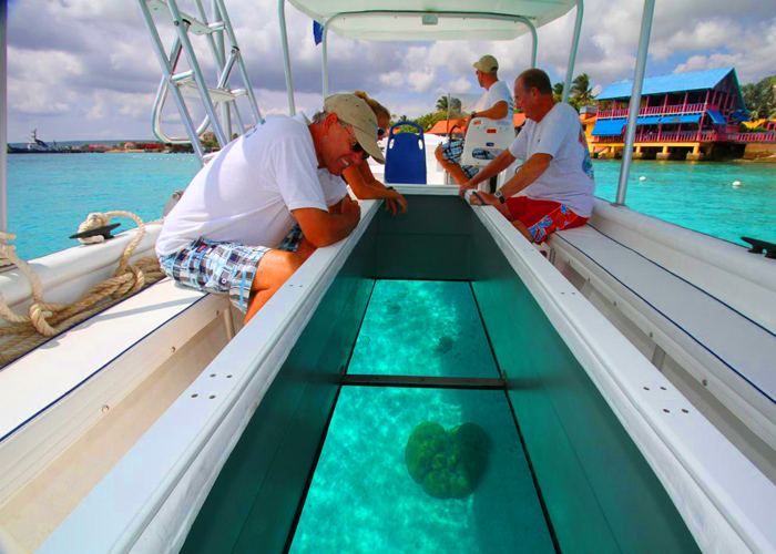 Glass Bottom Boat Bali - Activities Package in Bali