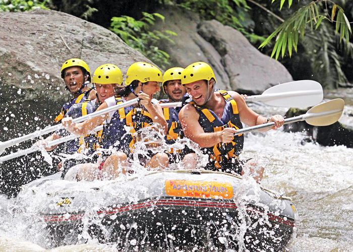 Mason Bali Adventure - Activities Package in Bali