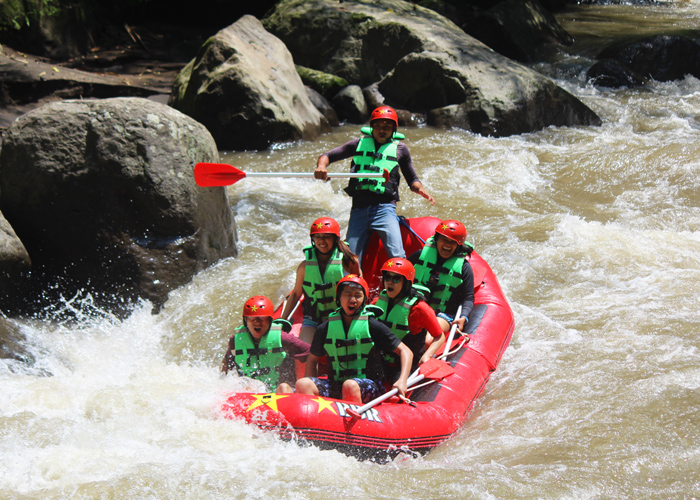 Rafting Adventure - Activities Package in Bali