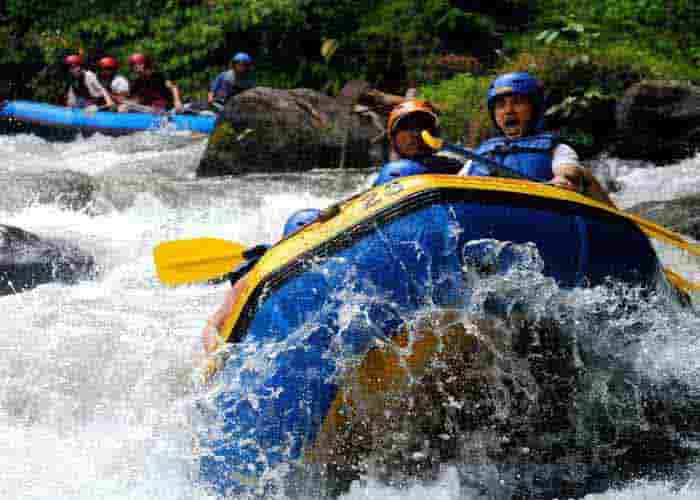 Sobek Ayung River Rafting - Activities Package in Bali