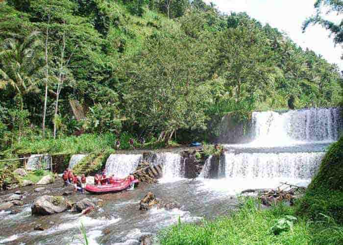 Telaga Waja Sobek Rafting