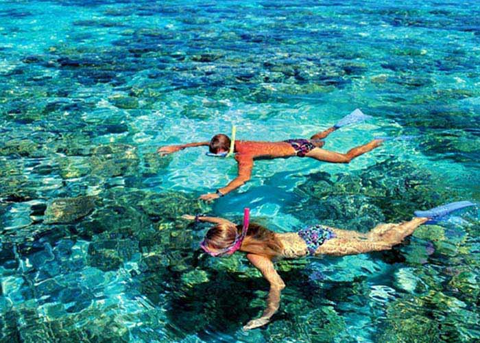 Tour Bali Indonesia Snorkeling