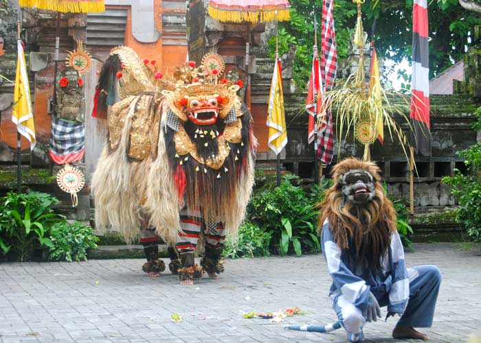 Barong Dance - Place Interest in Bali