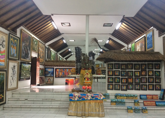 Bali Painting Gallery
