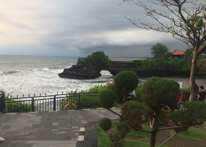 Batu Bolong View