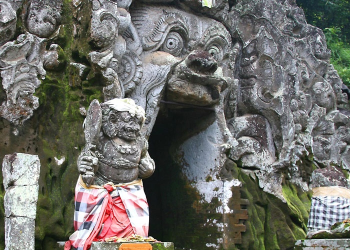 Goa Gajah Ubud - Place Interest in Bali