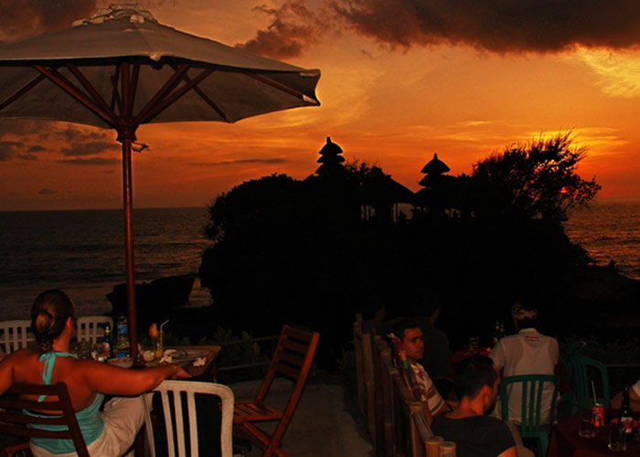 Tanah Lot Sunset