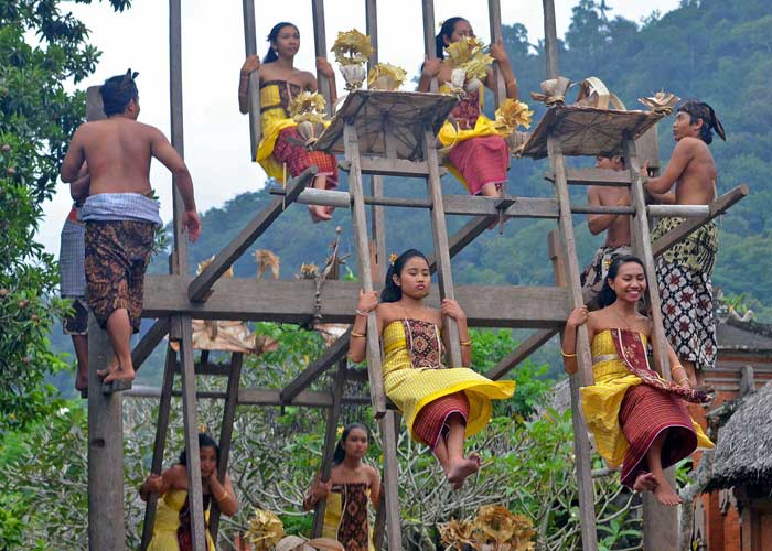 Tenganan Village - Place Interest in Bali