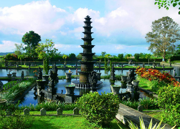Tirta Gangga - Place Interest in Bali