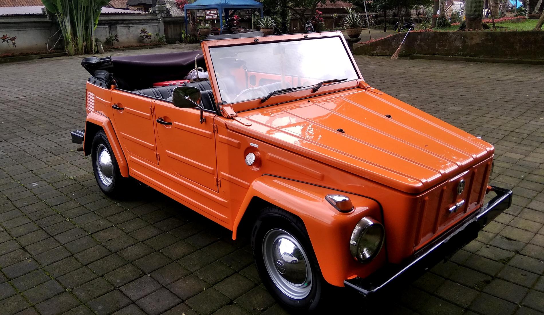 Bali Volkswagen Safari Tour Bali Unique Car Charter Package
