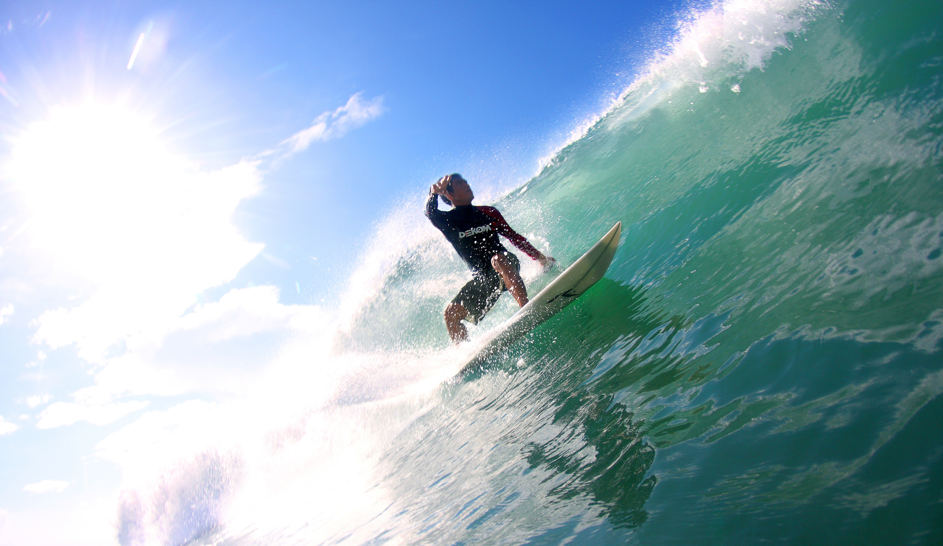 Bali Surfing - Bali Tours Activities