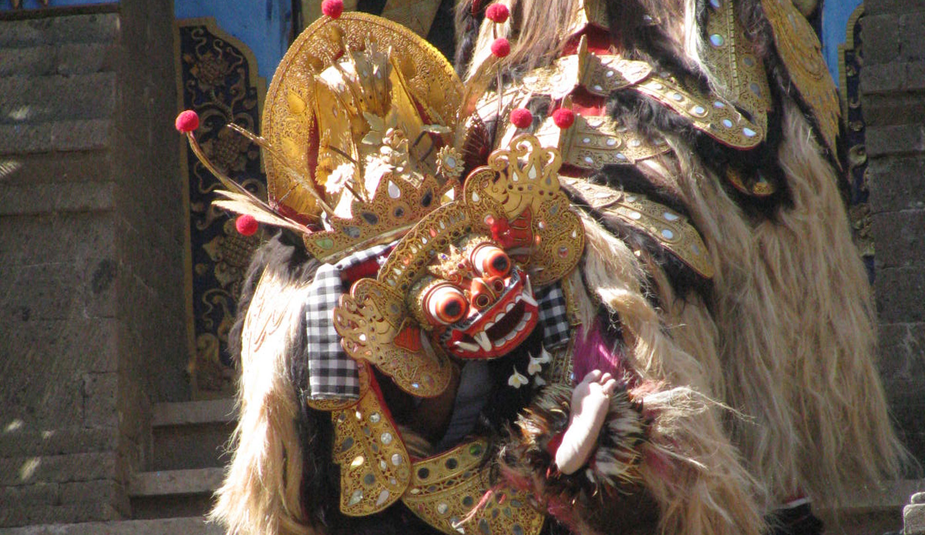 Barong Dance - Bali Tours Activities