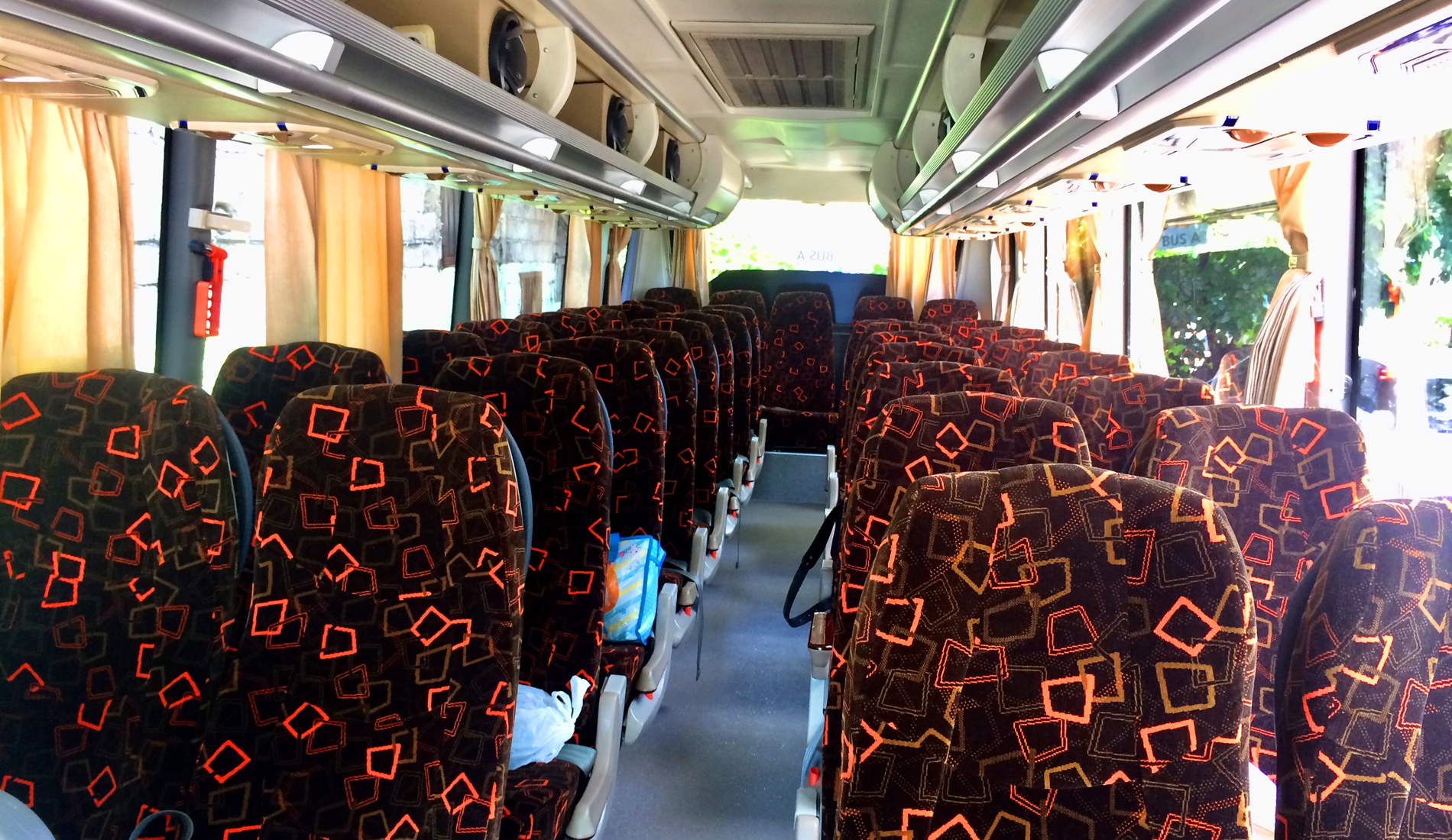 Cabin Bus Charter - Things To Do in Bali Tours Activities