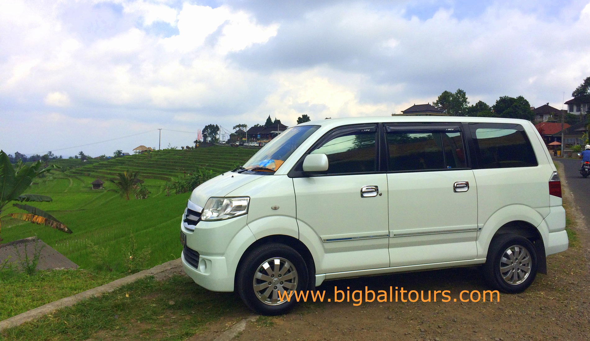 Car - Bali Tours Activities