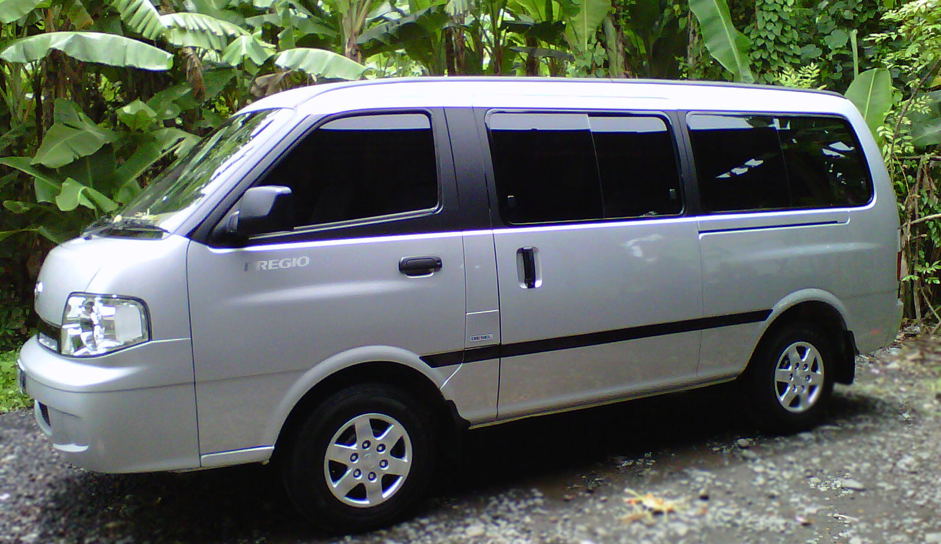 Kia Pregio Car Hire - Bali Tours Activities