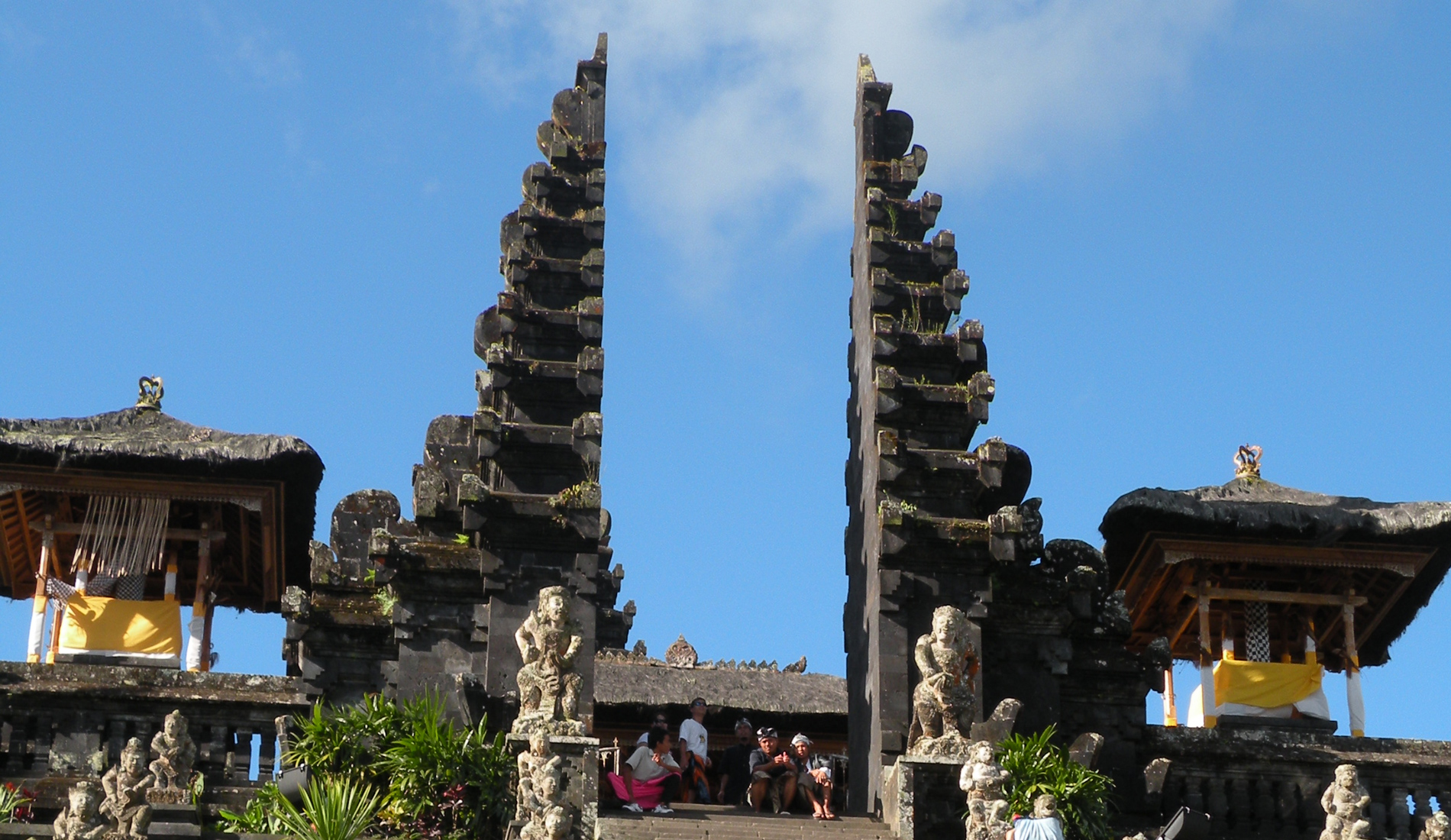 Mother Temple Gate - Things To Do in Bali Tours Activities