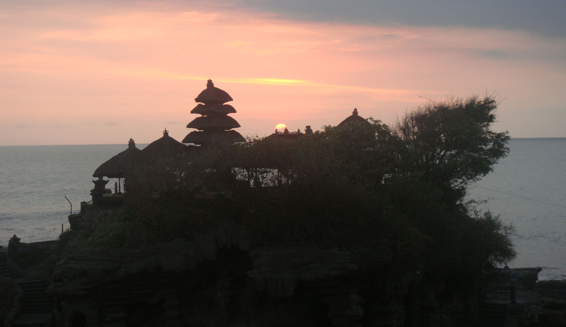 TanahLotSUnset - Things To Do in Bali Tours Activities