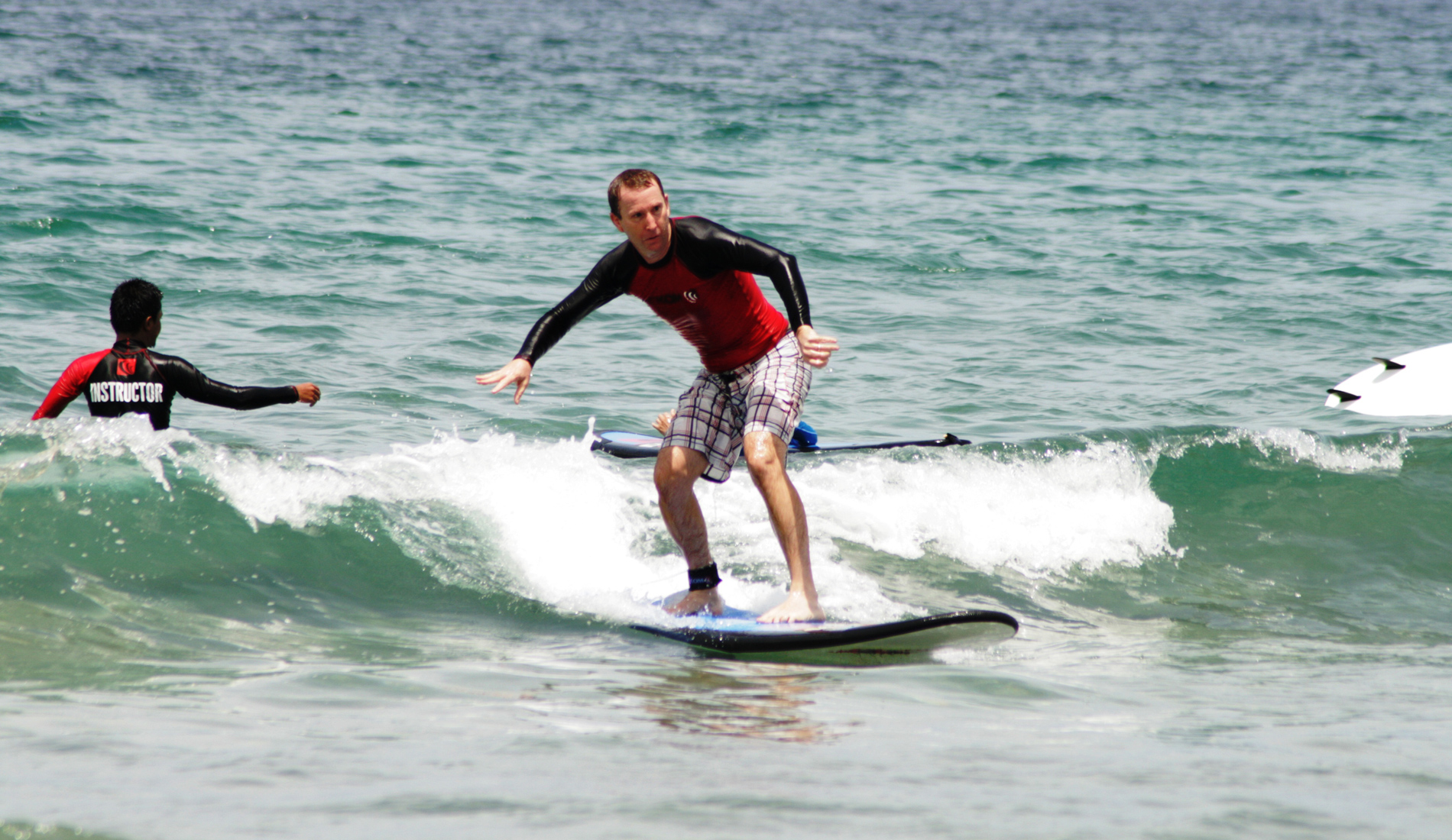 Bali Surfing Kuta Beach - Bali Tours Activities