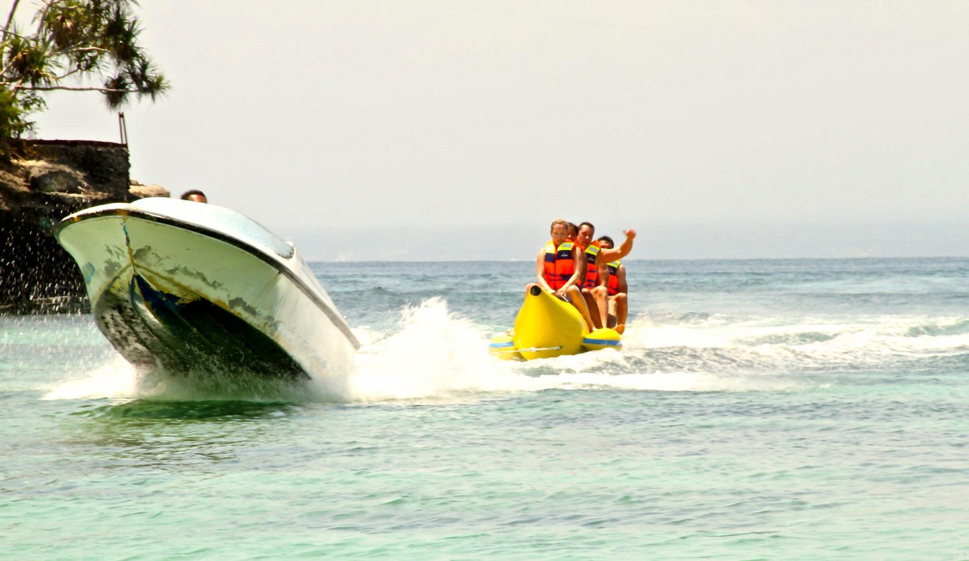 Banana Boat Bali - Things To Do in Bali Tours Activities