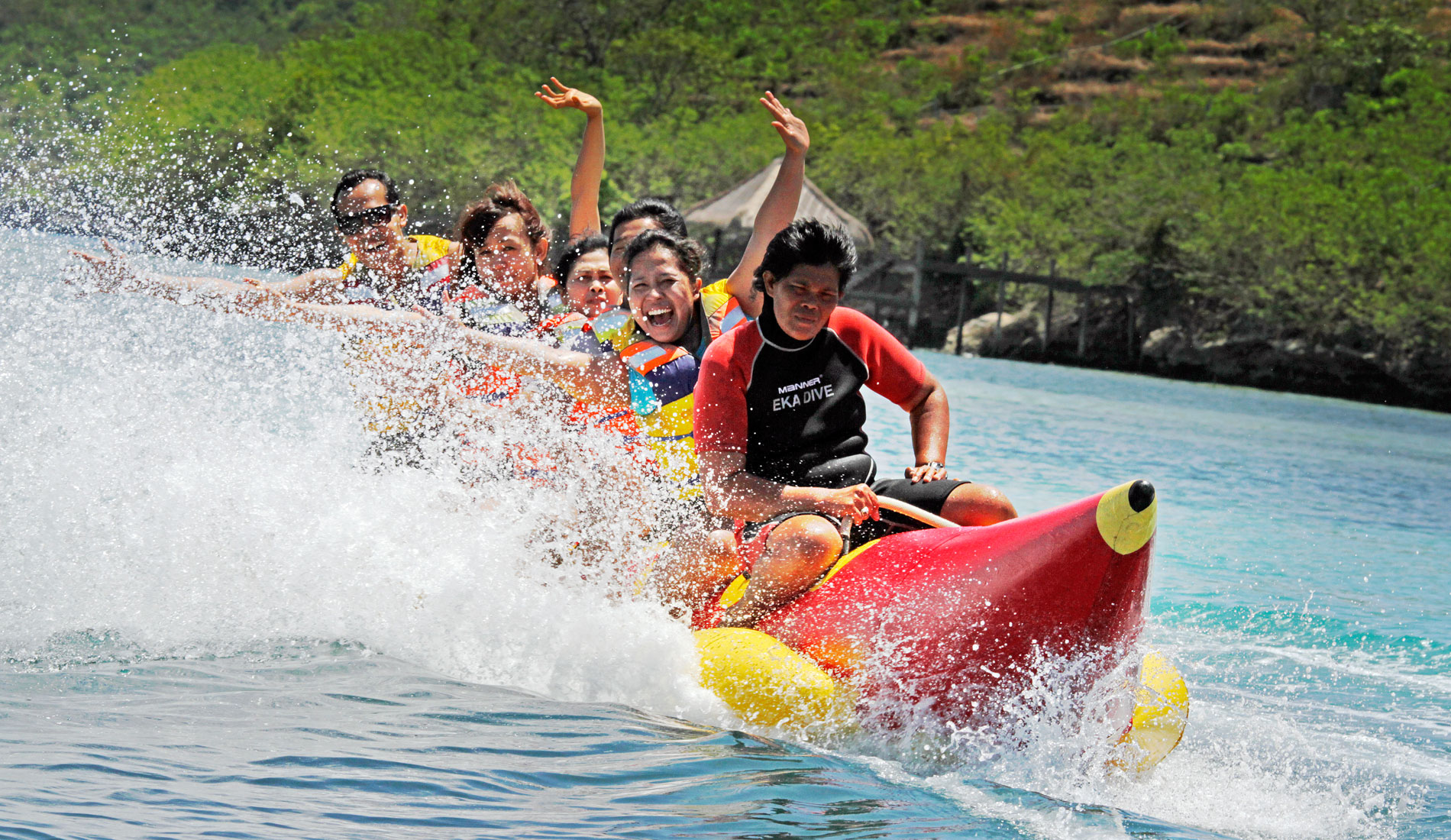 Banana Boat Ride - Things To Do in Bali Tours Activities