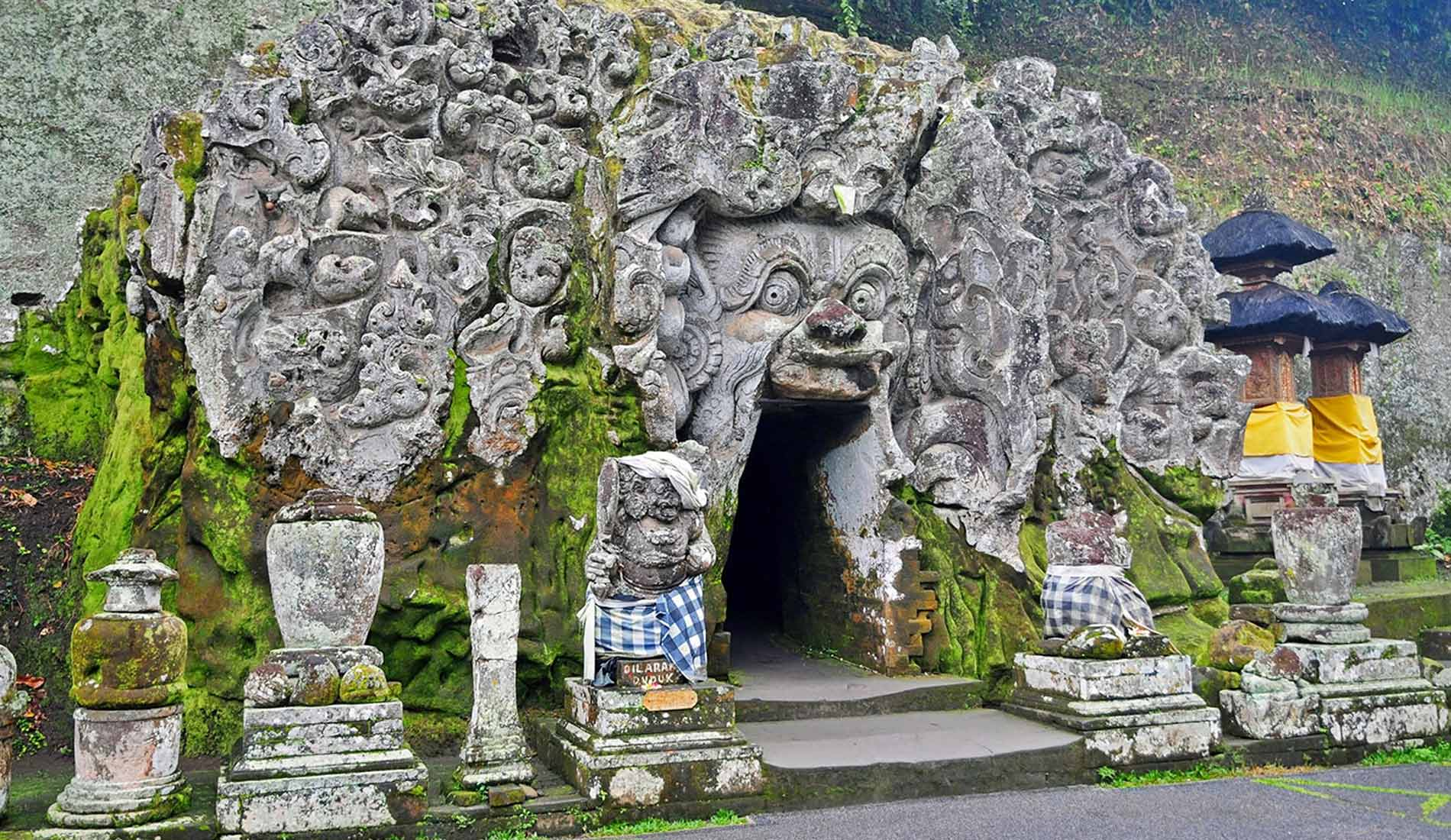 Goa Gajah Ubud Bali - Bali Tours Activities