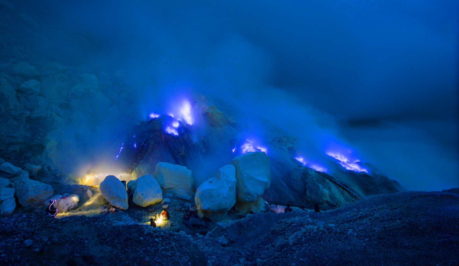 Ijen Blue Fire - Things To Do in Bali Tours Activities