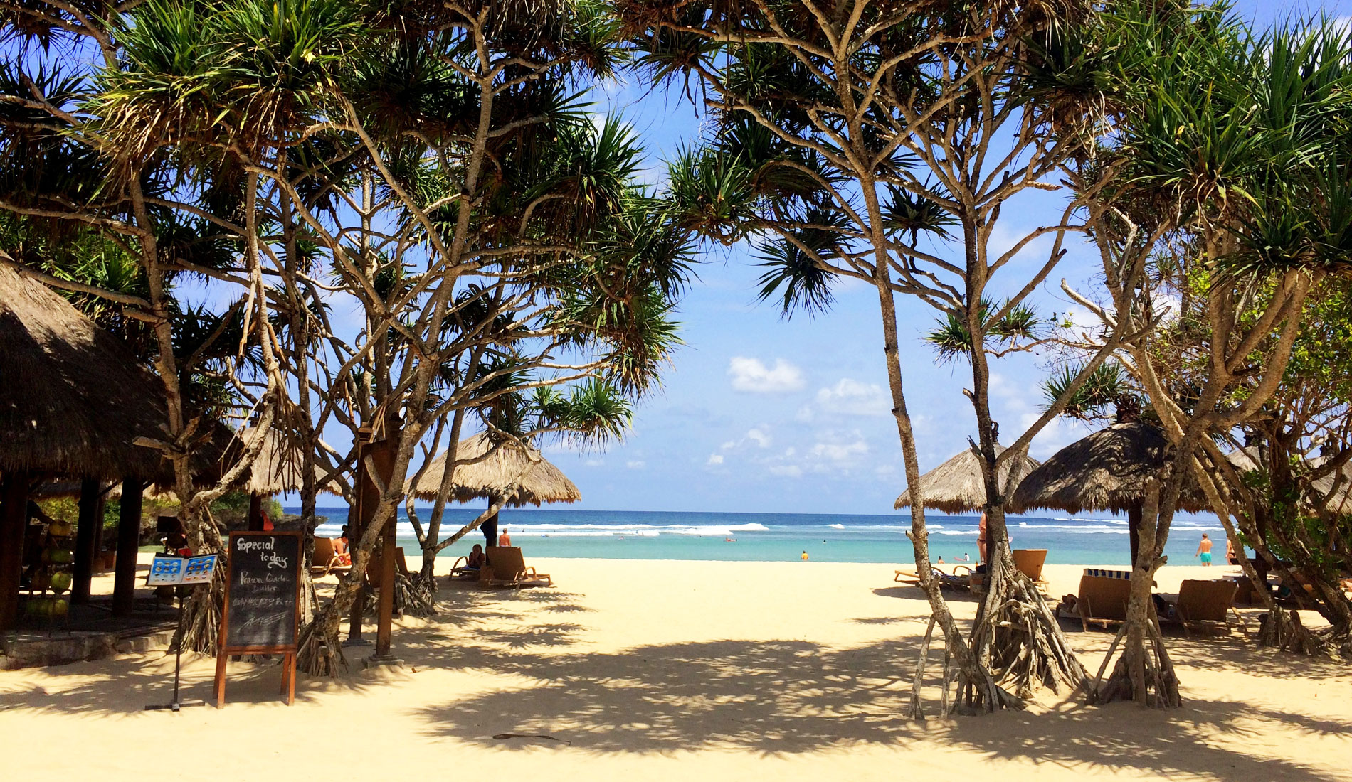 Nusa Dua Beach - Bali Tours Activities