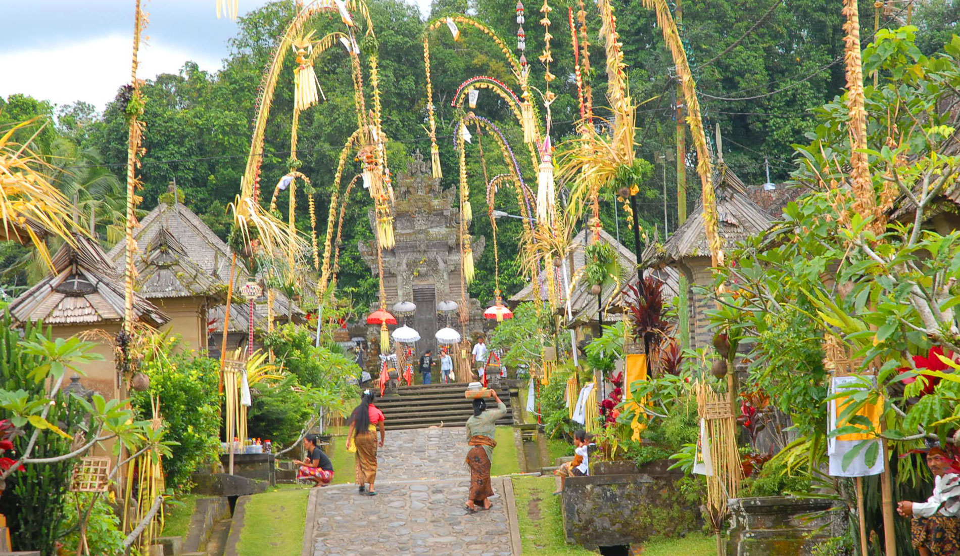 Panglipuran Village - Bali Tours Activities