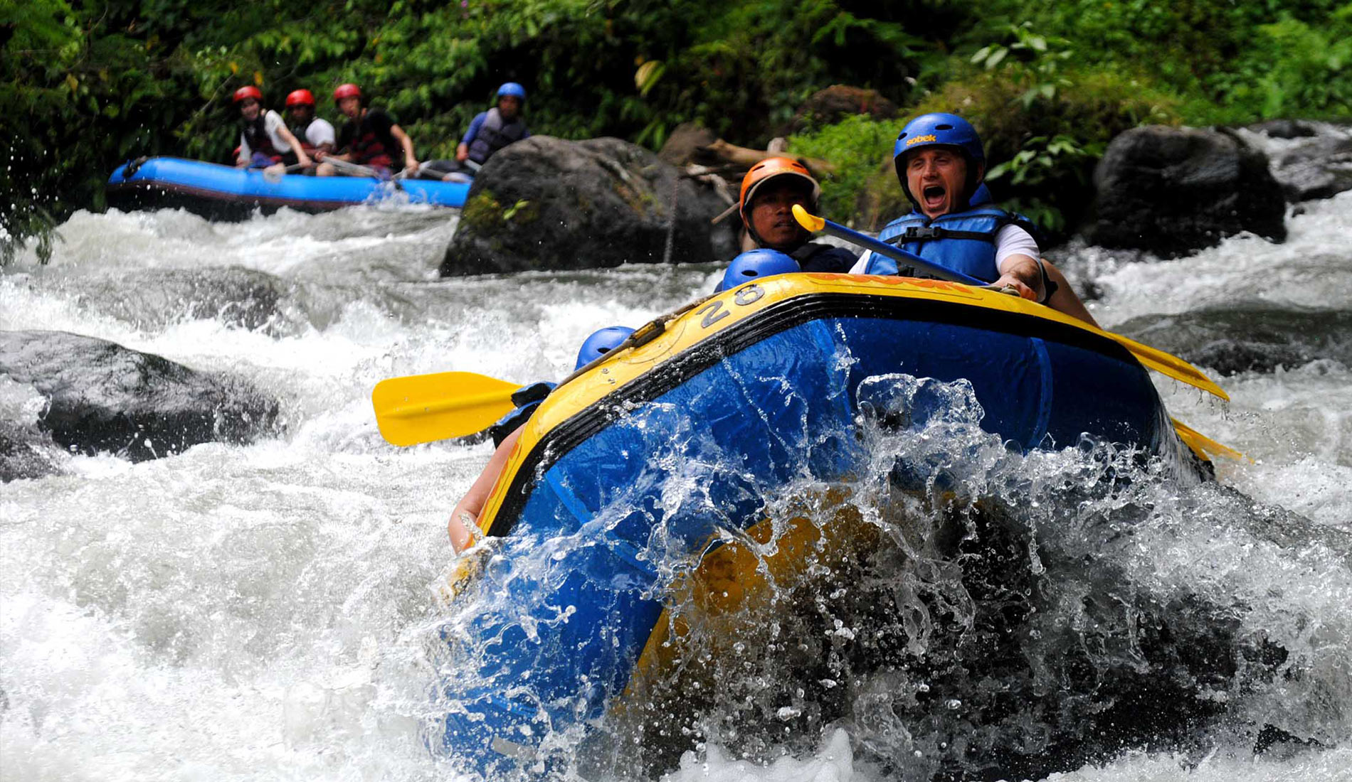 Sobek Ayung River Rafting - Bali Private Transport and Tour in Bali