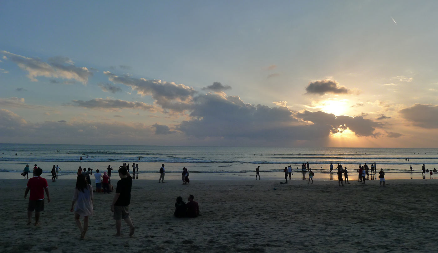Sunset Kuta Bali - Bali Tours Activities
