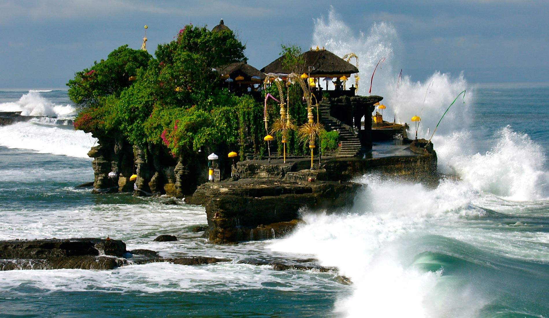 Tanah Lot Sunset Half Day Tours Activity Bali Activities Package