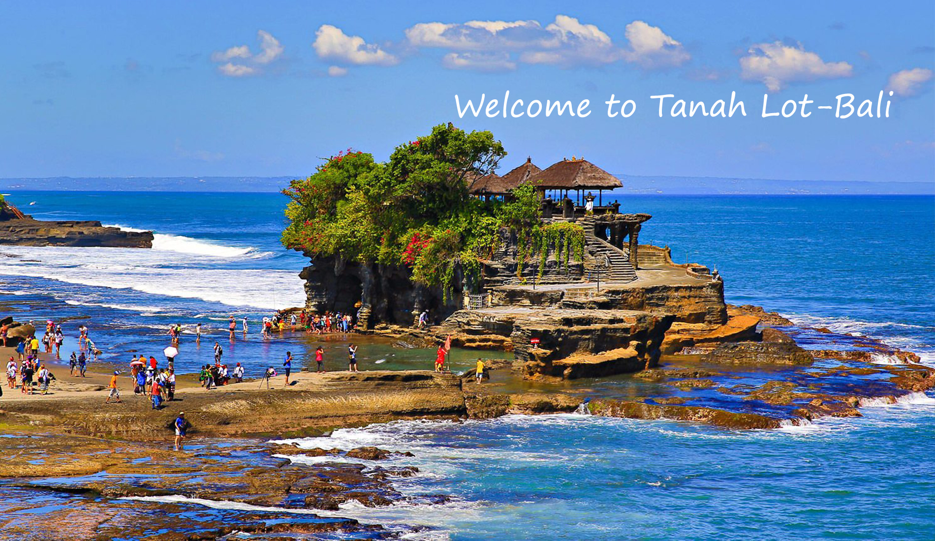 Tanah Lot - Things To Do in Bali Tours Activities