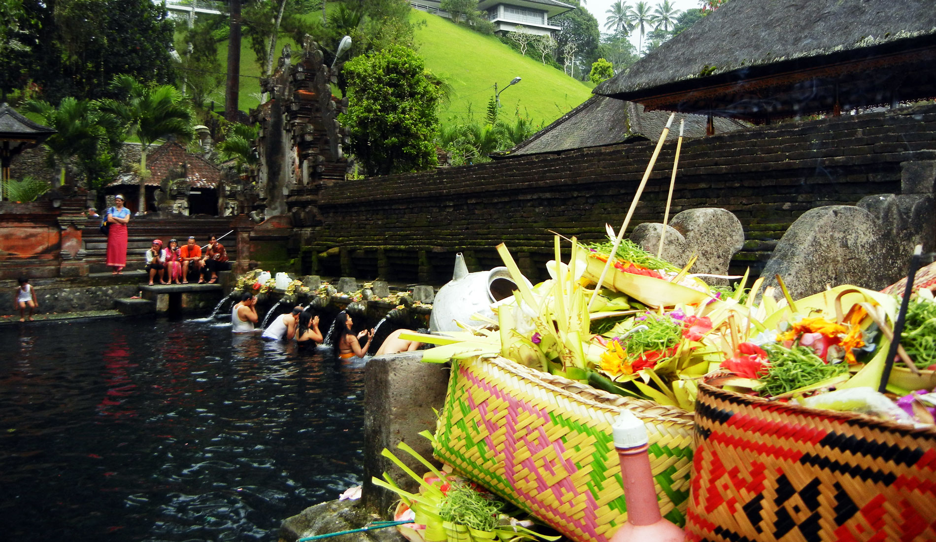 Tirta Empul Holy Water Temple - Bali Tours Activities