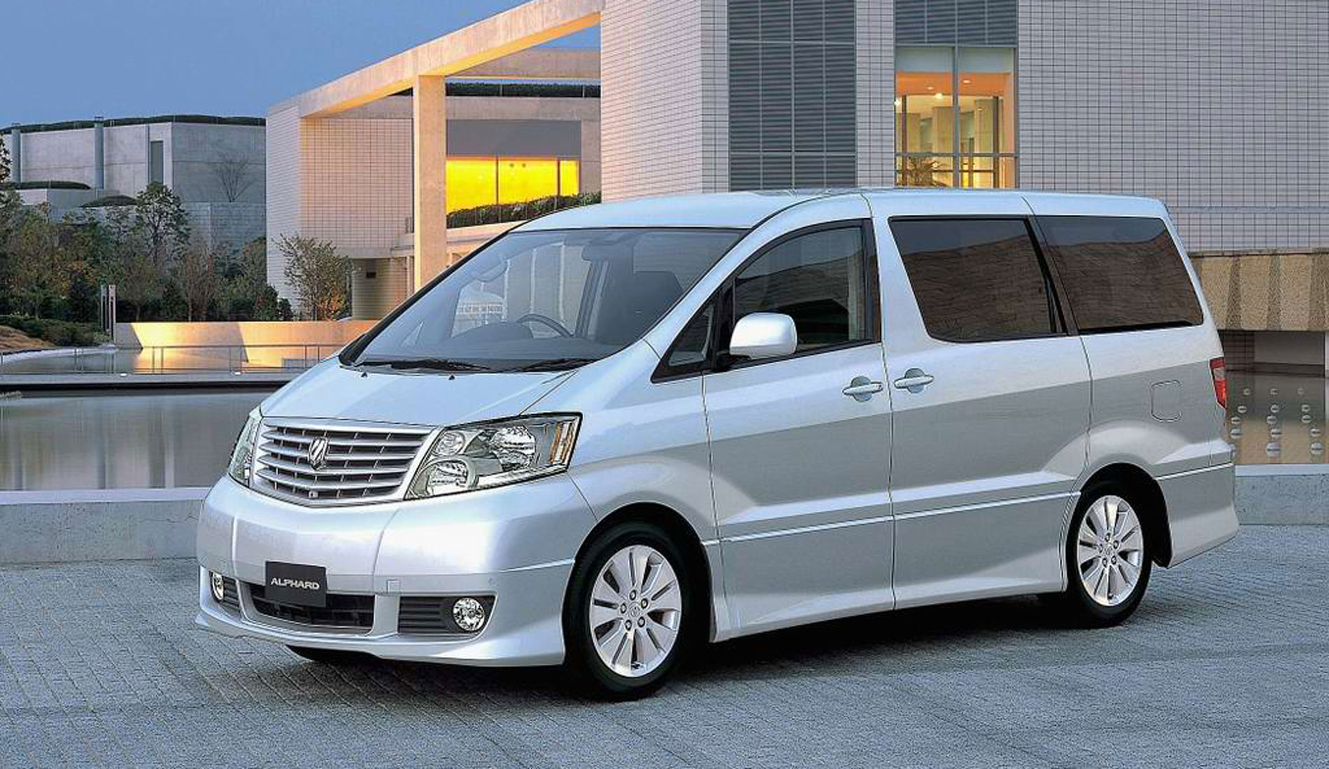 Toyota Alphard Hire - Things To Do in Bali Tours Activities