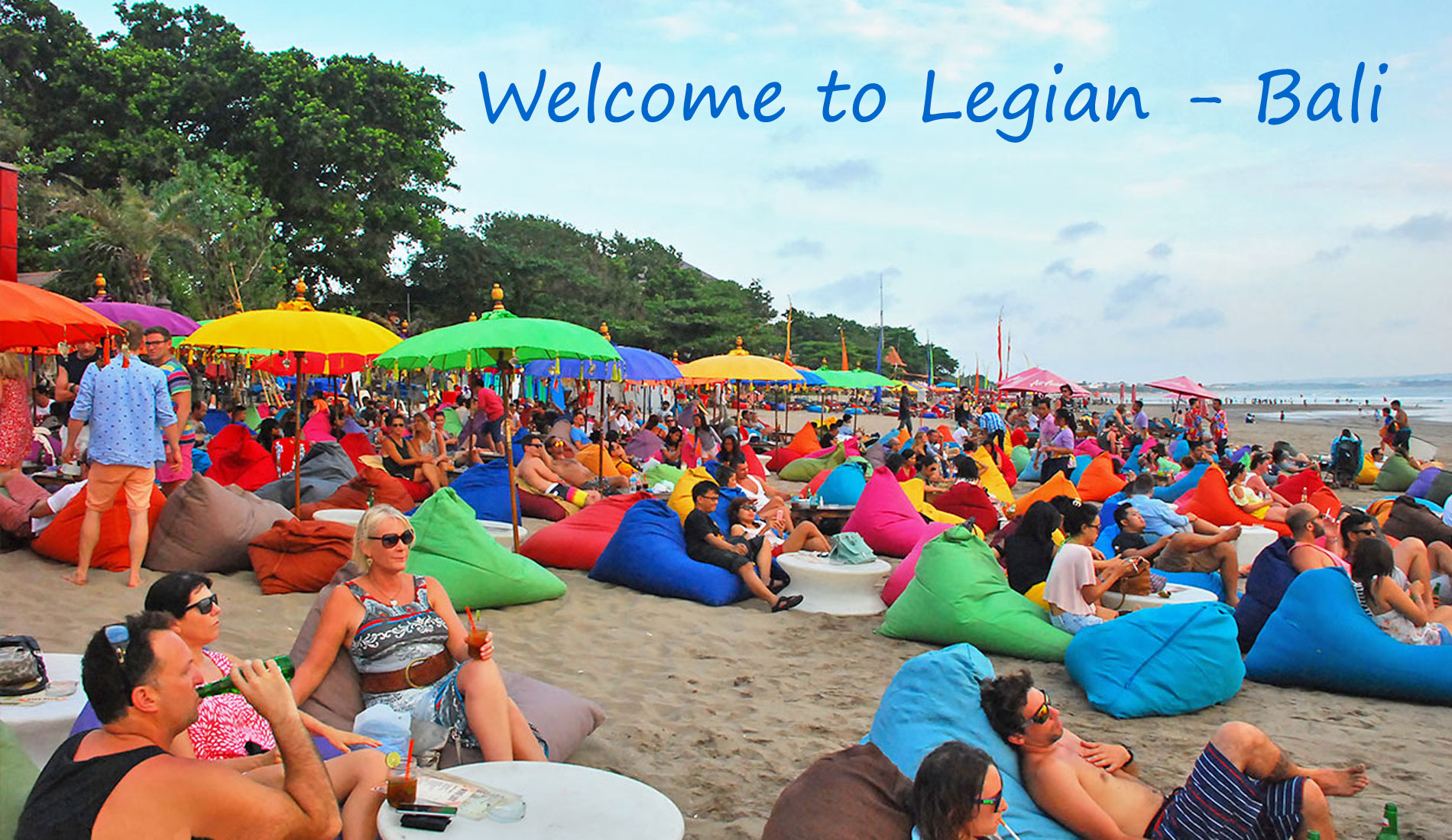 Welcome To Legian - Things To Do in Bali Tours Activities