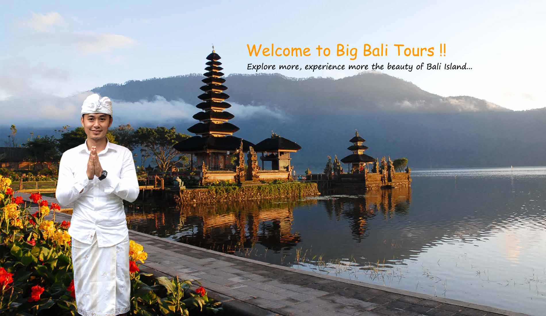 Welcome To Bali - Bali Tours Activities