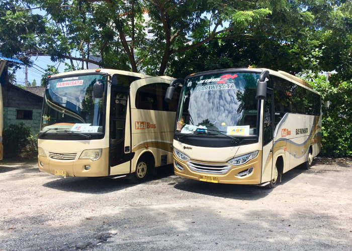 Bus Rental Balu