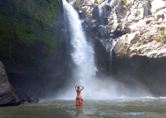 Tegenungan Waterfall Swimm - Tours Package in Bali