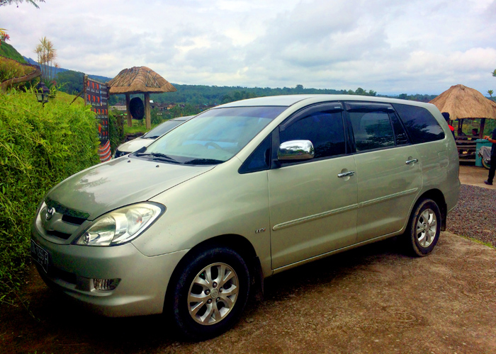 Toyota Innova Rental - Car Charter And Transfer in Bali