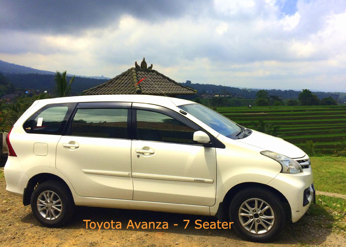 Toyota - Car Charter And Transfer in Bali
