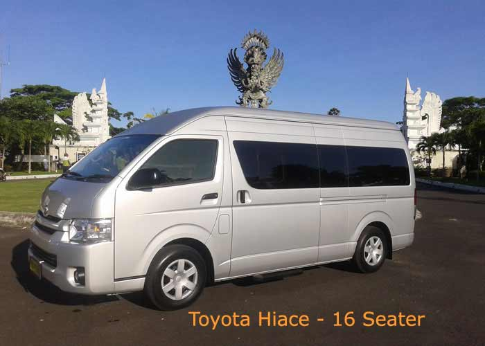 Toyota - Tours Package in Bali