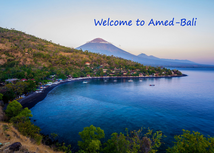 Amed Beach Bali - Car Charter And Transfer in Bali